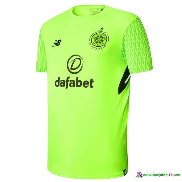 Camiseta 1ª Kit Celtic Portero 2017 2018